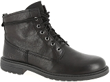 UGG DECKERS UGG MORISSON LACE UP BOOT<br>Noir