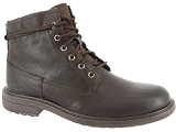 UGG DECKERS UGG MORISSON LACE UP BOOT<br>Marron