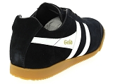 baskets basses gola harrier noir7023101_3