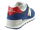 baskets basses new balance ml574 bleu7032603_3