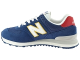 baskets basses new balance ml574 bleu7032603_4