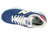baskets basses new balance ml574 bleu7032603_5