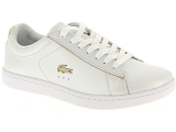 LACOSTE LACOSTE CARNABY EVO<br>Blanc