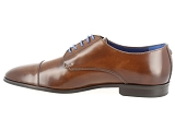 chaussures a lacets azzaro remake cognac marron7042501_4