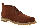 chaussures a lacets clarks foxwell mid marron7045701_1