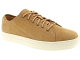 MJUS  M01211 TIMBERLAND ADV 2.0 CUPSOLE MODERNE:Cuir/BEIGE/-/Textile/Caoutchouc Gomme