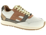 FAGUO FAGUO RUNNING IVY LEATHER<br>Blanc