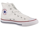 EMMA  18136 CONVERSE CHUCK TAYLOR ALL STAR:Toile/BLANC/-/Textile/Caoutchouc Gomme