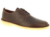 CLARKS CLARKS DESERT LONDON<br>Marron