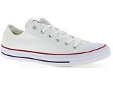 CONVERSE CHUCK TAYLOR ALL STAR<br>Textile BLANC -