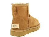 boots et bottines ugg classic mini marron9075302_3