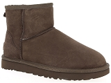 TIMBERLAND BROOK PARK OXFORD UGG CLASSIC MINI:Nubuk/CHOCOLAT/-/Fourrée/
