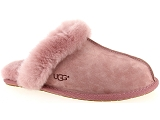 TIMBERLAND KENNISTON 6IN UGG SCUFFETTE II:Nubuk/ROSE/-/Fourrée/