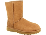 PALLADIUM GAME VIT UGG CLASSIC SHORT:Nubuk/NOISETTE/-/Fourrée/