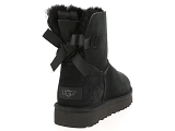 boots et bottines ugg mini bailey bow ii noir9077301_3