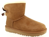 TIMBERLAND BRADSTREET CHUKKA LEATHER GTX UGG MINI BAILEY BOW II:Nubuk/NOISETTE/-/Fourrée/