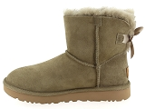 boots et bottines ugg mini bailey bow ii vert9077305_4