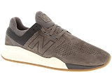 UGG MINI BAILEY BOW II NEW BALANCE MS247:Nubuk/TAUPE/-//