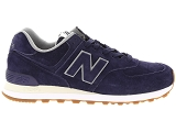 baskets montantes new balance ml574 bleu9080401_2