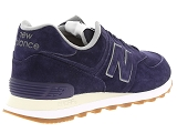 baskets montantes new balance ml574 bleu9080401_3