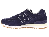 baskets montantes new balance ml574 bleu9080401_4