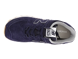baskets montantes new balance ml574 bleu9080401_5