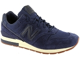 LITTLE LA  SUITE 19173 NEW BALANCE MRL996:Nubuk/BLEU/-//