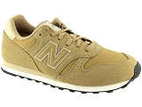 UGG MINI BAILEY BUTTON II NEW BALANCE ML373:Nubuk et Textile/BEIGE/-//