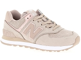 baskets basses new balance wl574 beige9081202_1