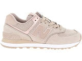 baskets basses new balance wl574 beige9081202_2
