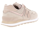 baskets basses new balance wl574 beige9081202_3