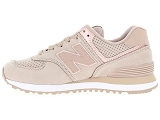 baskets basses new balance wl574 beige9081202_4