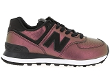 baskets basses new balance wl574 multicolor9081203_2