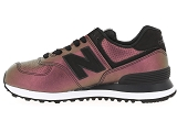 baskets basses new balance wl574 multicolor9081203_4