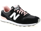 TIMBERLAND KILLINGTON 6 IN LACE UP NEW BALANCE WR996:Nubuk et Textile/NOIR/ROSE/-/Textile/Caoutchouc Gomme