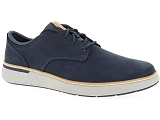 FLECS A809 TIMBERLAND CROSS MARK PT OXFORD:Nubuk/MARINE/-//