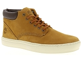 baskets montantes timberland adventure 2 0 cupsol orange9083101_1