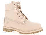 TIMBERLAND AF 6 ANNVRSRY TIMBERLAND 6IN PREMIUM:Cuir/ROSE/-//