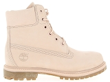 boots et bottines timberland 6in premium rose9083401_2