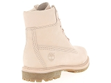 boots et bottines timberland 6in premium rose9083401_3
