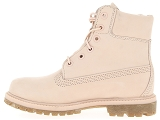 boots et bottines timberland 6in premium rose9083401_4
