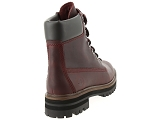 boots et bottines timberland london square rouge9083502_3