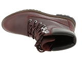 boots et bottines timberland london square rouge9083502_5