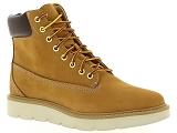 PANTOFOLA DORO IMOLA CANVAS TIMBERLAND KENNISTON 6IN:Cuir/MIEL/-//