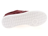 baskets basses lacoste carnaby evo 318 5 rouge9085103_6