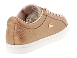 baskets basses lacoste straightset 318 2 rose9085502_3