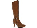 PALLADIUM BUPSWING MIX DORKING BLESA D7654:Cuir/COGNAC/-//