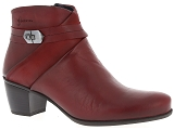 GOLA HARRIER DORKING BRISDA D7574:Cuir/ROUGE/-//