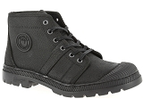 TIMBERLAND GATEWAY PATAUGAS AUTHENTIQUE:Textile/NOIR/-//