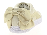 baskets basses puma wn bow beige9107301_3